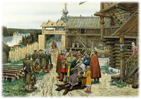 Рюриковичи (рассказывает Фёдор Успенский)