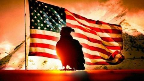 Как же символично США катятся в ад