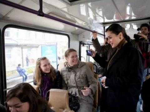 История в троллейбусе про пр…