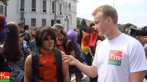 Белорусский троллинг гей-пар…
