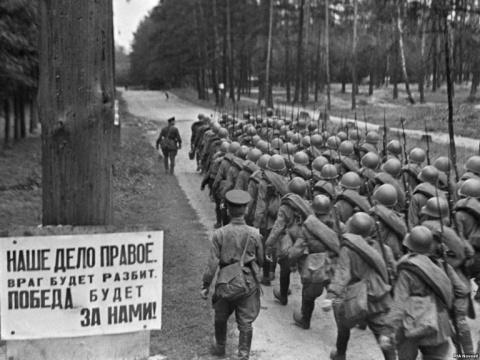 Почему с 1946 по 1948 год в …