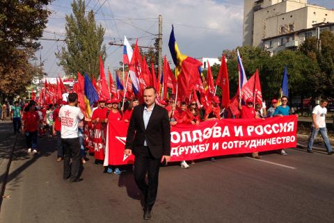Молдавия будет за «нами»