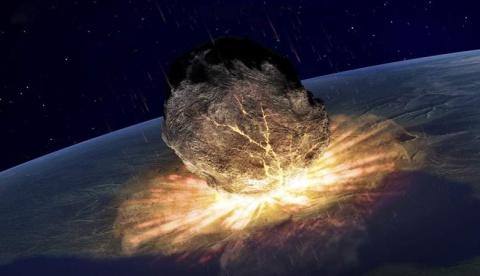 «Волнение» астероидов: к Зем…