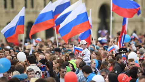 Впервые за четверть века США не направили поздравление с Днем России