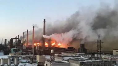 Срочное заявление Басурина: ВСУ ведут артиллерийский обстрел в направлении Авдеевского коксохимического завода