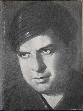 ЗНАКОМИМСЯ ИЛЬ ВСПОМИНАЕМ. Эдуард Багрицкий