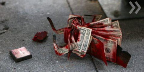 В Европе уничтожают банкиров…