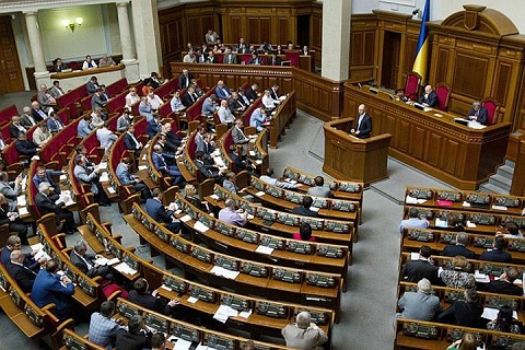 Украинские депутаты обсудили с Волкером миротворческую миссию ООН в Донбассе
