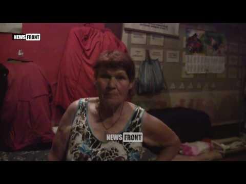 Как живут мирные жители во время перемирия в Петровском районе