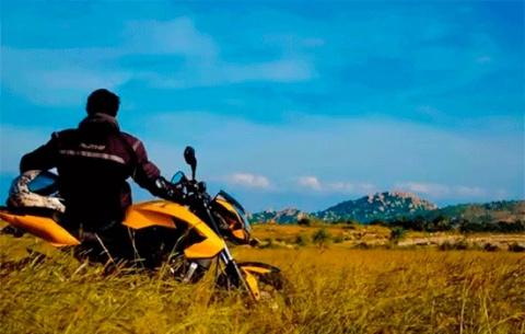 Мотоциклетный туризм набирае…