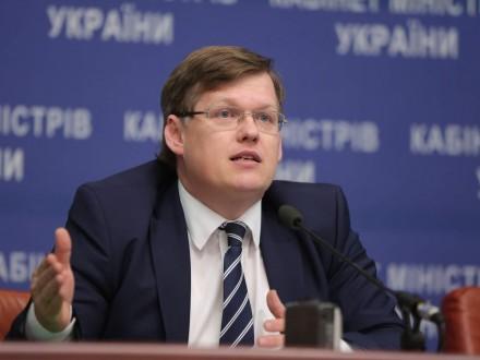 Украинский вице-премьер обещает, что зарплаты будут расти быстрее инфляции
