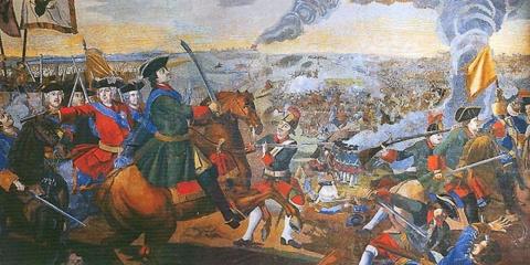 Результаты Полтавской битвы …