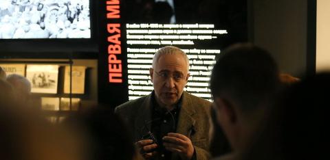 Сванидзе: «Ждать, что в музе…