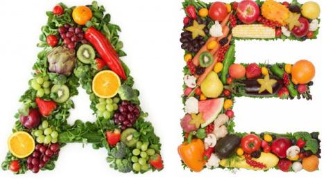 Витамины A и E для молодости…