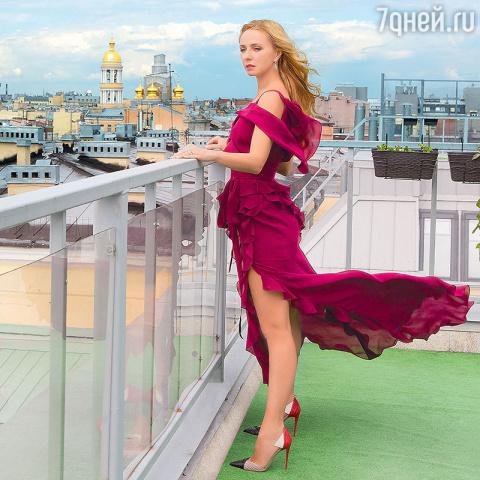 Татьяна Навка стала продюсер…