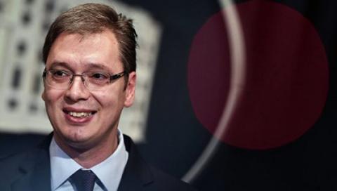 Премьер Сербии хочет встретиться с Путиным в ближайшее время