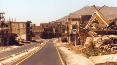 Появились подробности удара ВВС Израиля по позициям САА в провинции Кунейтра