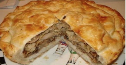 Узбекский курник — царь пиро…