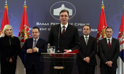 Сербия: Вучич выиграл – Россия не проиграла. Петр Искендеров