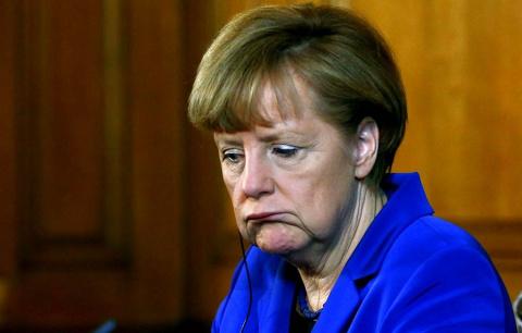 Меркель подписала Евросоюзу …