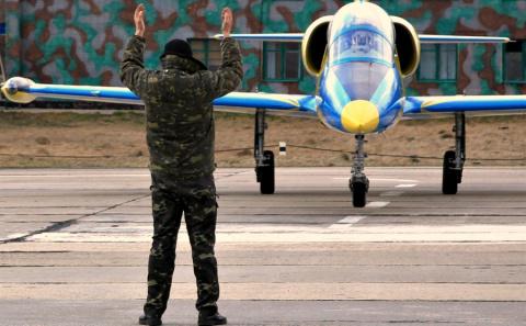 Украинские пилоты бегут, а не летают