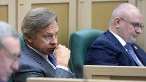 Пушков раскритиковал Госдеп …