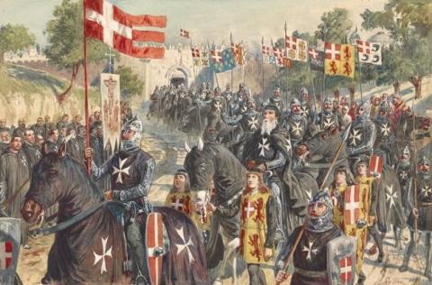 Крестовые походы: самые шоки…