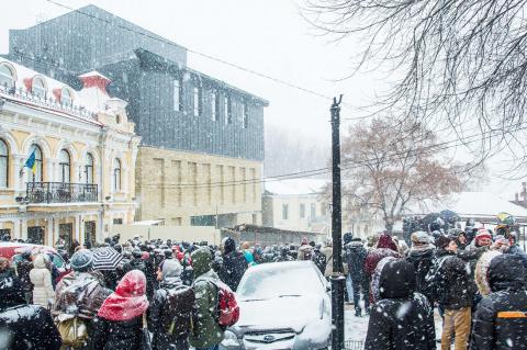 Как вам театр в Киеве?
