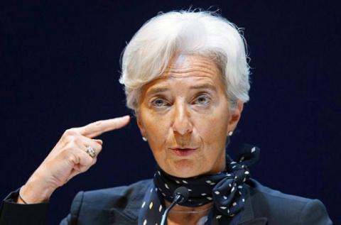 Глава МВФ: Если Сбербанк России участвует в санкциях против России — санкции вечны