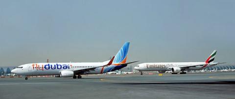 Emirates и flydubai заключил…