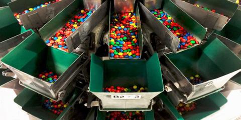 На фабрике M&M's: как произв…