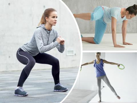 6 эффективных упражнений про…