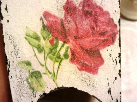 """Чайный домик """" В твоем саду душистые розы"""". Мастер-класс (конкурс)."""