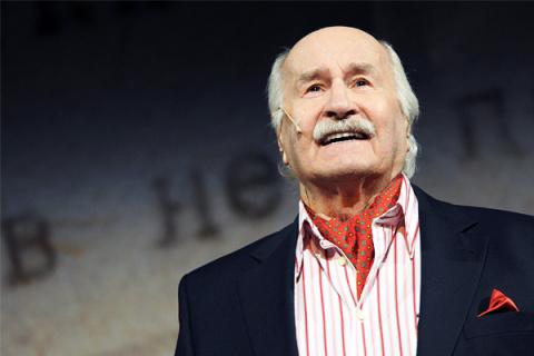 Умер старейший в мире актер …