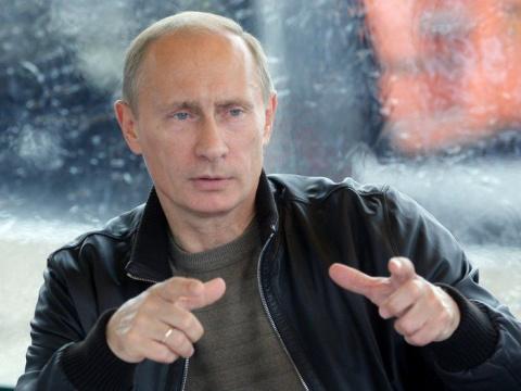 Слово о Путине