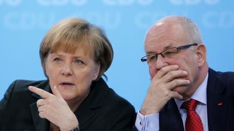 Соратник Ангелы Меркель пред…