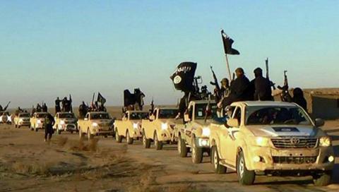 Террористы из Сирии и Ирака отступают в Афганистан