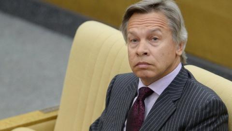 Пушков ответил Авакову: «Крым уже точно не вернуть»