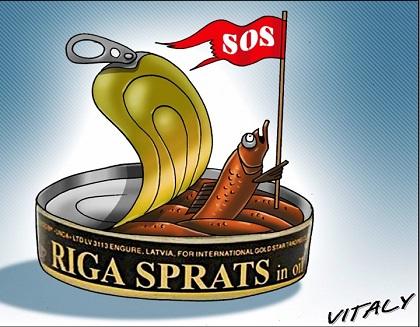 В Латвии выразили желание развивать отношения с Россией