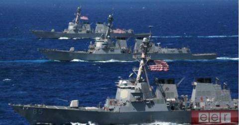 """Пентагон встал в ступор: секретное оружие РФ """"зашвырнула корабли США"""" на сушу"""