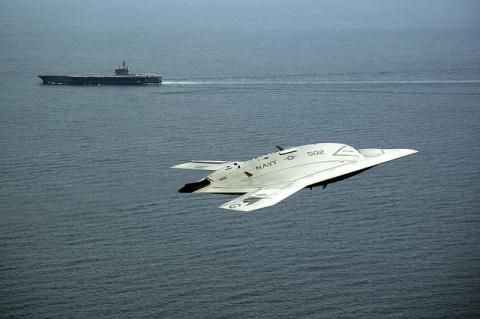 02 беспилотные летательные аппараты для вмс сша: