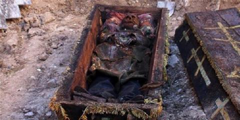 В Турции при раскопках нашли…