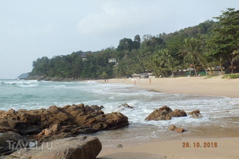 Пляж отеля «Andaman White Be…