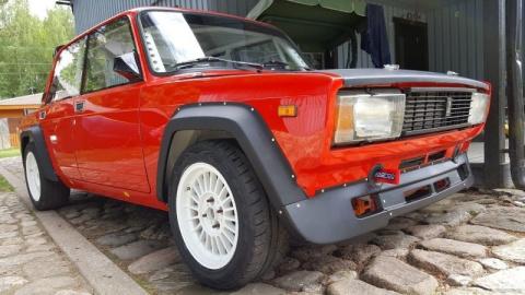 """В Эстонии продают редкую гоночную """"пятерку"""" Lada VFTS"""
