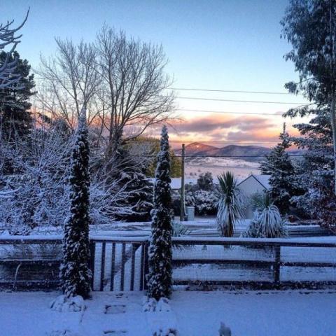 Снег и мороз в Австралии — чудеса да и только!