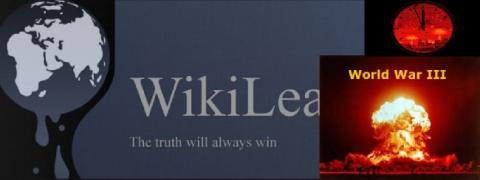 WW3 начнется в период с 12 по 14 января 2017 года: Викиликс обнародовал очередную большую утечку