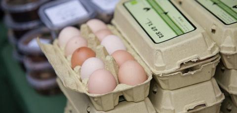 """Проблема с белыми яйцами в Литве: """"Русские - варвары, чего от них хотеть"""""""