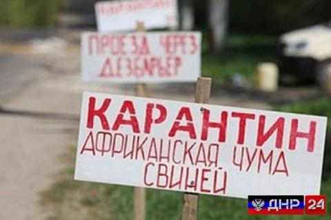 Власти ДНР запретили ввоз мя…