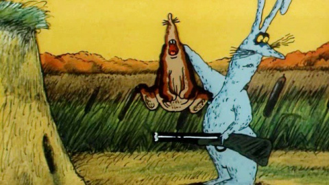 Советские мультфильмы, после…