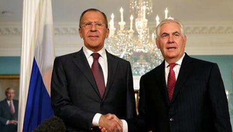 Итоги встречи Лаврова и Тиллерсона стали для Порошенко неприятным сюрпризом